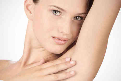 Atelier M - Six Sessions of IPL Hair Removal on a Small - Save 70%