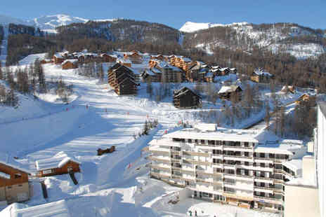 Snowbizz - Seven night self catered skiing break including flights - save up to 70% - Save 70%