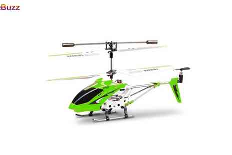 Tanning & Beauty World - Syma S107G Remote Control Helicopter - Save 46%