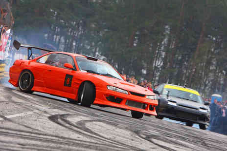 Driftland - Drift battle racing experience - Save 41%