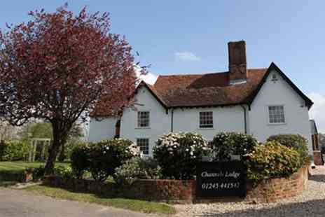 Channels Lodge - In Chelmsford One Night 4star Stay For Two - Save 38%