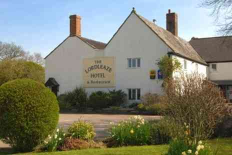 The Lordleaze Hotel - In Somerset Two Night Stay For Two - Save 64%
