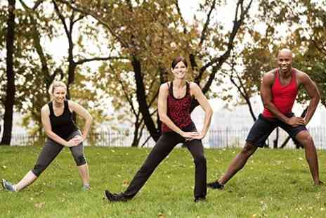 Oxfordshire Personal Training - Five Boot Camp Sessions - Save 70%