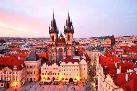 KPX Travel - Two Nights in Prague With Flights For Two - Save 46%