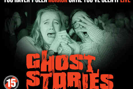 Arts Theatre - VIP Tickets to Ghost Stories - Save 15%