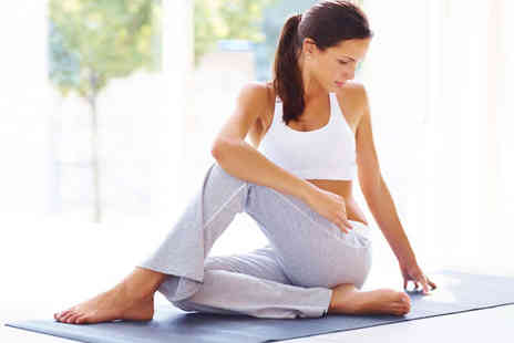 Yoga Wirral - Ten Yoga Classes - Save 82%