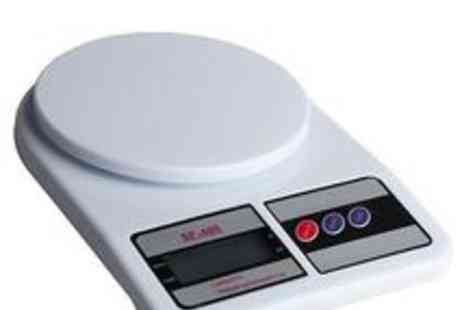 babz - 10kg Kitchen Scales - Save 54%