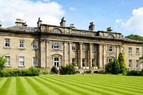 Balbirnie House Hotel - Gorgeous Scottish Retreat with 4 Course Dinner & Wine - Save 49%