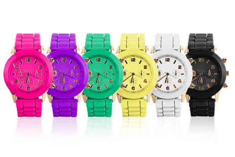 Snazzyone - Ladies Silicon Watches - Save 82%