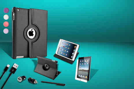 Mixture Store - IPad case bundle for iPads 2 - Save 70%