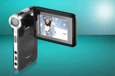 TheGiftShop - Teknique 2.4 inch digital video camcorder  - Save 71%