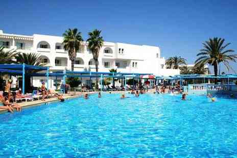 Just Sunshine - Seven night stay in four star all including Tunisia including flights Save 49%