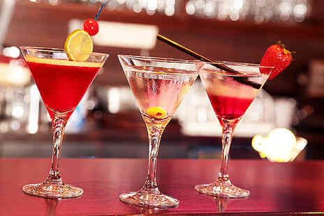 Nirvana - Four cocktails to share including mojitos sours daiquiris & margarita - Save 68%
