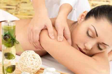Le Dermex - Back Neck and Shoulder Plus Indian Head Massage - Save 69%