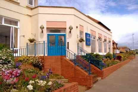 The Expanse Hotel - In Bridlington One Night Stay With Breakfast - Save 58%