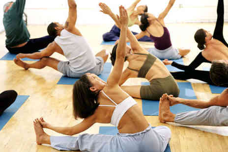 The Transformers - Ten Yoga Classes - Save 84%