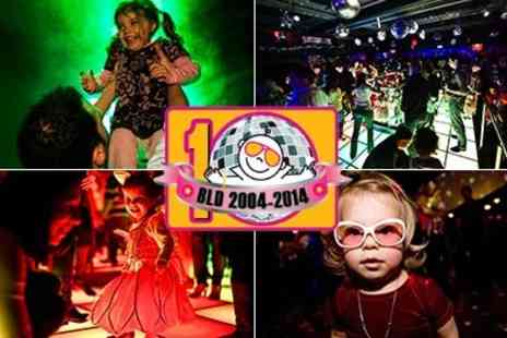 BabyLovesDisco - Tickets To 10th Birthday Bash, Covent Garden - Save 53%