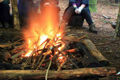 Valkyrie Pursuits - Two night bushcraft survival weekend - Save 44%