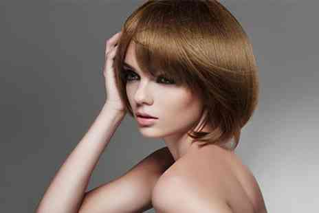 Sabrina Luz Hair & Beauty - Cut or Restyle With Blow Dry - Save 50%