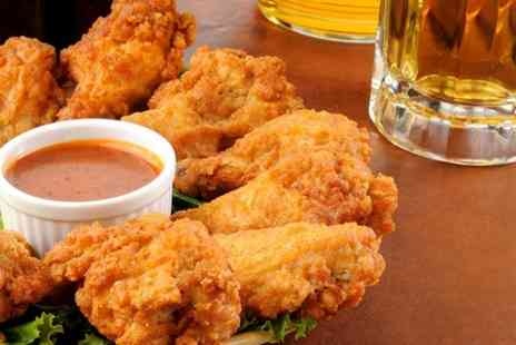 Beresford Lounge - 15 Wings and Beer - Save 50%