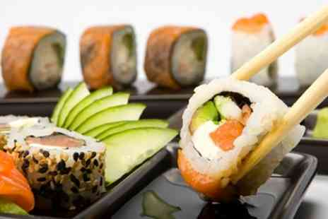 Yakii Sushi and Noodle Bar - All You Can Eat For One - Save 50%