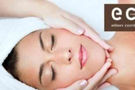Ellen Conlin Hair - Winter Wow Facial with Omnilux Revive Face Mask and Massages - Save 77%