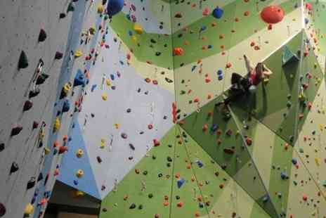 Harrogate Climbing Centre -  Taster Session For Two - Save 53%