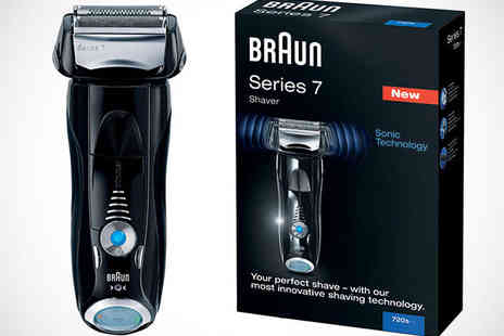 Duracell Direct - Braun Series 7 Shaver - Save 46%