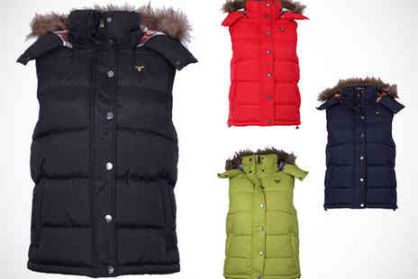 Le Breve - Mens or Womens Gilet with Choice of Colours - Save 55%