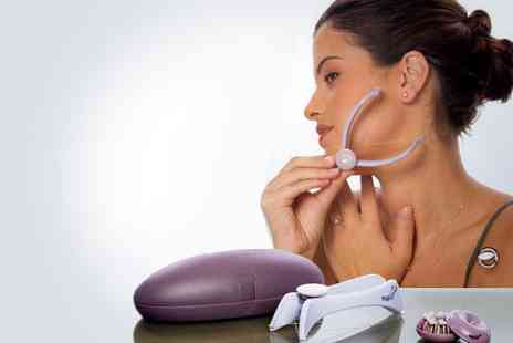 Slique - Improve body confidence with a Slique hair threading system  - Save 62%