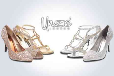 Unze London - Spend on mens or womens shoes - Save 50%