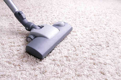 Fantastic Cleaning - Carpet cleaning in two rooms of your house - Save 50%