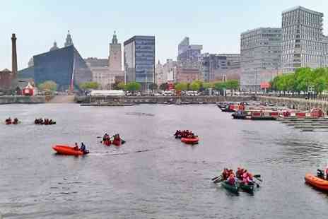 Liverpool Watersports Centre - Two Hour Canoe Tour For Two - Save 63%