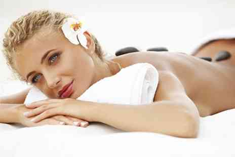 Skin and Tonic - Hot Stone Massage - Save 60%