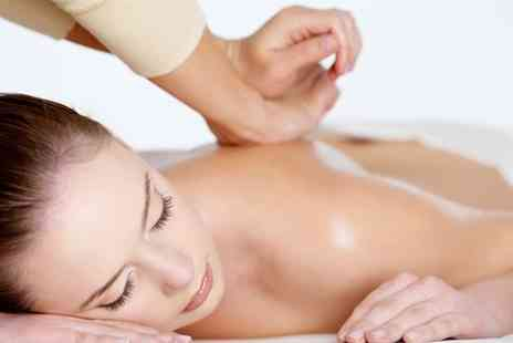 Deep Tissue Massage Company - Deep Tissue Massage - Save 60%