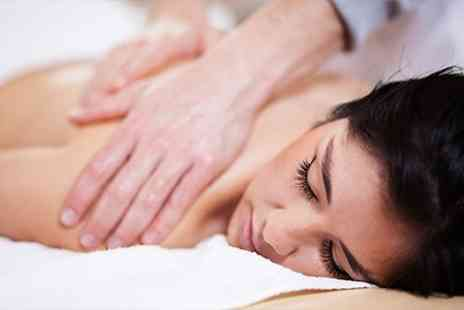 Affinity Beauty Therapy - One Hour Full Body Massage or Head and Back Massage - Save 57%