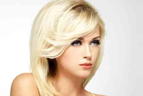 Mohini Hair - Cut Blow Dry and Condition With Colour - Save 56%