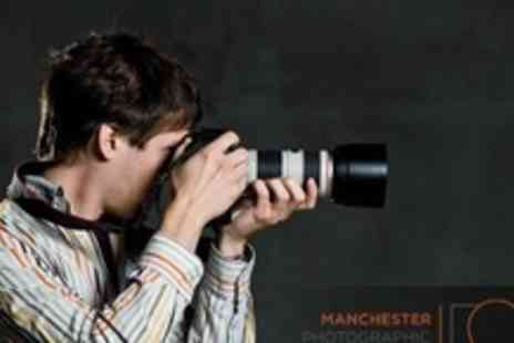 Manchester Photographic - Full Day Beginners Photography Course With Print of Best Shot - Save 68%