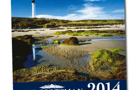 The Scotsman Calenders - Selection of vibrant calendars - Save 50%
