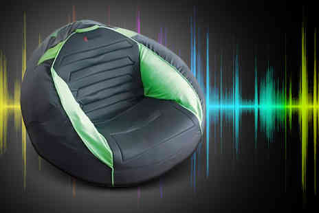 Ventura Corporation - Large X Rocker gaming & multimedia beanbag compatible - Save 54%
