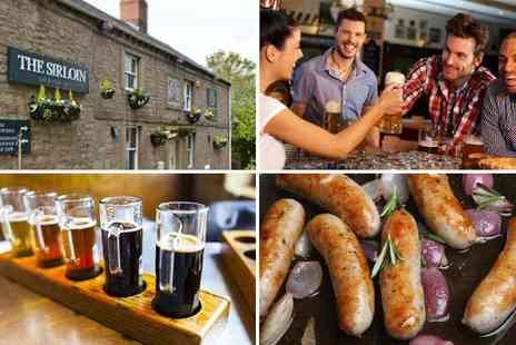 The Sirloin Pub - Beer & sausage festival entry - Save 60%