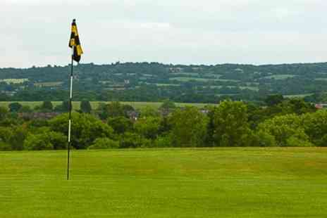 Loughton Golf Club - 18 Holes and Lesson With Indian Meal - Save 69%