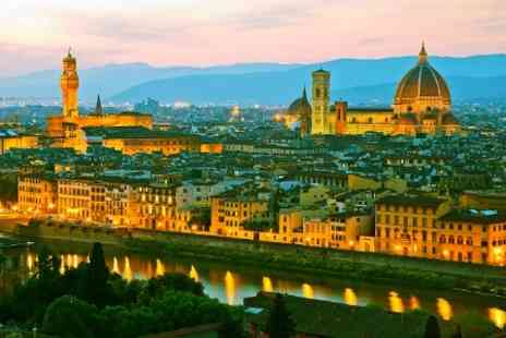 Airbridge Travel - In Florence Two Nights With Flights For Two - Save 36%