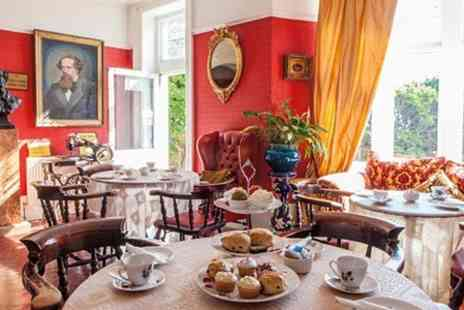 Bleak House - Sparkling Afternoon Tea and Tour For Two - Save 53%