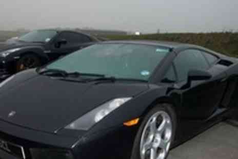 Supercar Lifestyle - Drive Three Supercars Including Lamborghini Gallardo and Aston Martin DB9 For One Laps - Save 66%