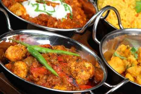Dawaat - Two Course Indian Meal For Two - Save 61%