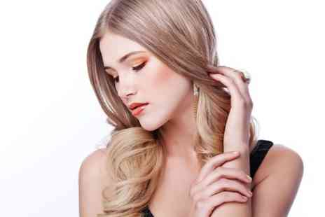 Sheer Class Nails - Cut and Blow Dry With Highlights - Save 44%