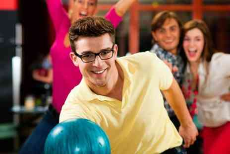 Regent Superbowl - Group Bowling Two Games With Drinks - Save 80%