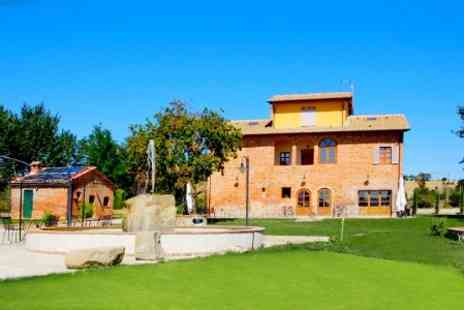 La Leopolda - In Tuscany Two Nights For Two With Breakfast Dinner and Wine - Save 41%