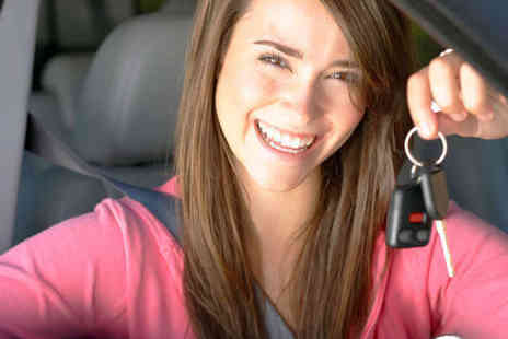 Driving Centre UK - Six Hours of Driving Lessons and One Practical Test - Save 71%